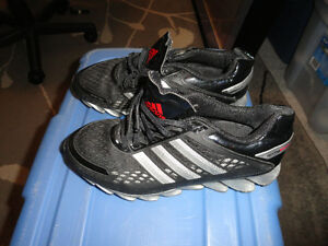 Adidas SpringBlade Women Shoes Black Size 4.5