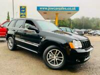 2008 Jeep Grand Cherokee 3.0CRD Auto Limited 'S' - Low Miles 70K. Leather. S/His