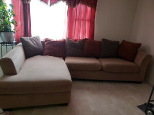 Big sectional Couche