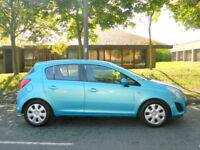 2012 Vauxhall Corsa 1.3 CDTi ecoFLEX 16v Exclusiv 5dr (start/stop) FSH