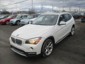 2014 BMW X1 xDrive28i POWER EVERYTHING! LEATHER! HEATED SEATS!