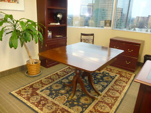 Duncan buy or sell dining table sets in london for Duncan 5 dining room table