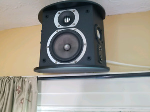 Energy RCR Reference Connoisseur dipole surround speakers