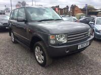 2002 LAND ROVER RANGE ROVER 3.0 Td6 VOGUE 4 X 4 AUTOMATIC DIESEL