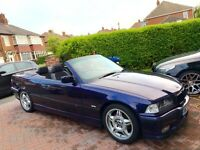 E36 3 SERIES CONVERTIBLE 318i VERY GOOD EXAMPLE