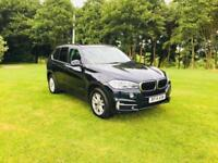BMW X5 sDrive 25D 2014 2.0TD 218bhp Automatic SE NOT Q7 Range rover Discovery ML