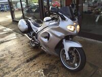 """HURRICANE CAR & MOTORCYCLE SALES"" Triumph Sprint ST 2004"