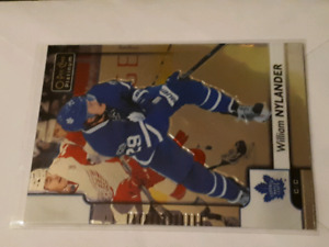 William Nylander O-pee-chee Platinum NHL hockey card
