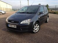 Ford C-Max 1.6I STYLE 100PS (grey) 2006