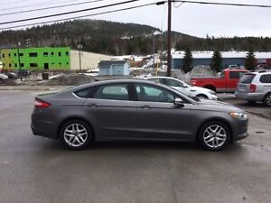2013 Ford SE Sedan, Ecco Boost