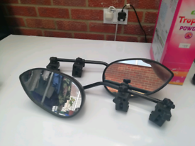 Milenco towing mirrors PENDING COLLECTION