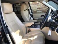 2009 Land Rover Range Rover Sport 3.6 TD V8 HSE 5dr Diesel black Automatic
