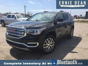 2018 GMC Acadia SLE  -  Bluetooth -  Keyless Entry