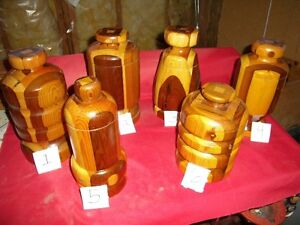 Wooden Urns for all occasions