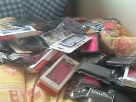 96 Various phone case and accessories