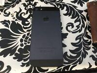 iPhone 5 good condition unlocked