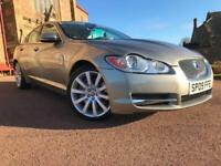 ⭐️PRESTIGE STOCK⭐️ONLY 32,000 MILES*2009(09)JAGUAR XF 3.0 TD V6 PREMUIM LUXURY*
