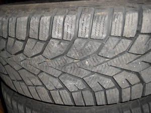 pneus/roues hiver gislaved nord frost 205-55-16 jetta 2012 5x112