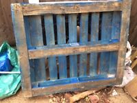 Wooden Pallet - free