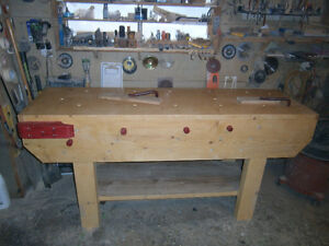 Woodworker's Bench