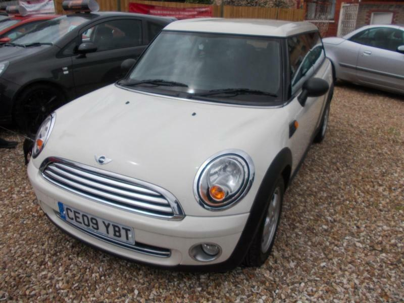 2009 Mini Clubman 14 95bhp One Fantastic Condition Full