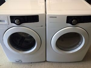 SAMSUNG VRT Laveuse Secheuse Frontale Frontload Washer Dryer
