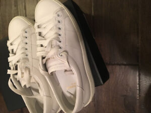 Brand new -  Womens shoes SAINT LAURENT double sole sneakers
