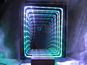 Infinity Mirror ....New  concept Art