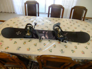 Snowboard: Firefly Rave 54 - excellent condition