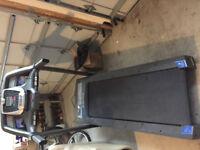 A horizon treadmill for sale