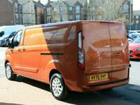 2020 Ford Transit Custom 300 L2 Long Wheel Base Limited van 130PS PANEL VAN Dies