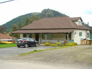 Family Home in Lumby.