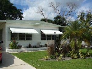 Maison Mobile a louer en Floride a Fortlauderdale