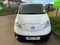 2017 Nissan E-NV200 Acenta Auto SWB N/A 5dr (Rapid Plus) Panel Van Electric Auto