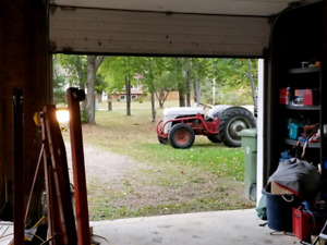 Looking for N series Tractor