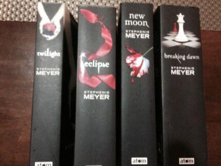 Twilight Saga Books Twilight Book Series Full