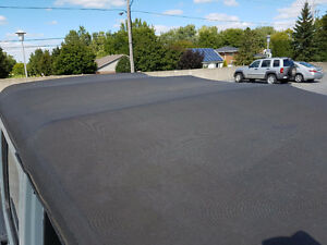 Jeep Wrangler Unlimited OEM Soft Top London Ontario image 5