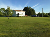 89 ACRES HOUSE AND BARN ; BACKS ONTO CROWN LAND