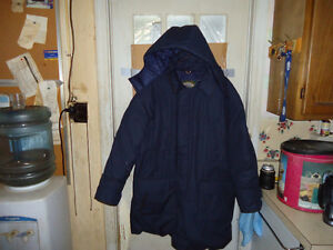 Down filled jacket from feather industries. Prince George British Columbia image 4