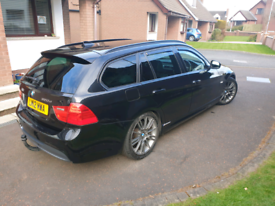 image for Bmw 320d m sport estate touring 3 series