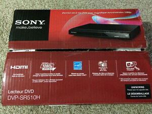 Box Pack New Brand SONY DVD Player