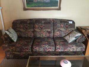 divan et causeuse