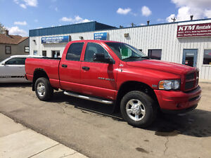 2003 Dodge Power Ram 2500 ** Low Kms, Mechanically Excellent**