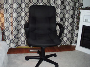 Office Chair (fabric) for Sale Cambridge Kitchener Area image 3