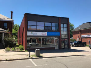 2858 Sq.Ft. Downtown Commercial  Building. Great location