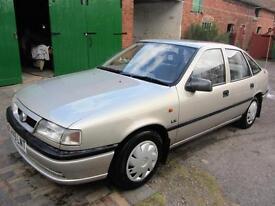 1994 Vauxhall Cavalier 1.8i LS 8 valve 99606 miles full vauxhall service history