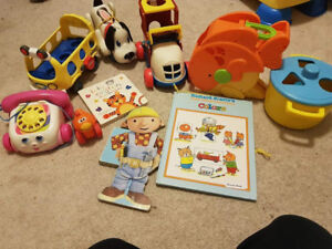 Guc baby toys lot