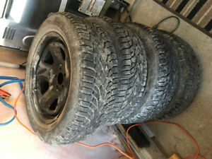 225/60 R18 Gislavad Nord Frost