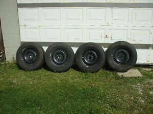 Chevy Rims & Tires