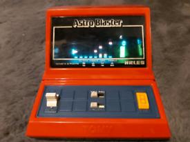 Tomy astro blaster 1982